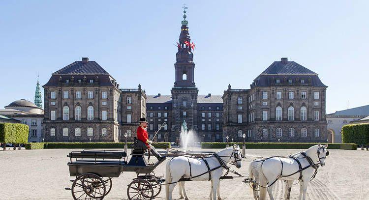 Christiaansborg Palace Copenhagen