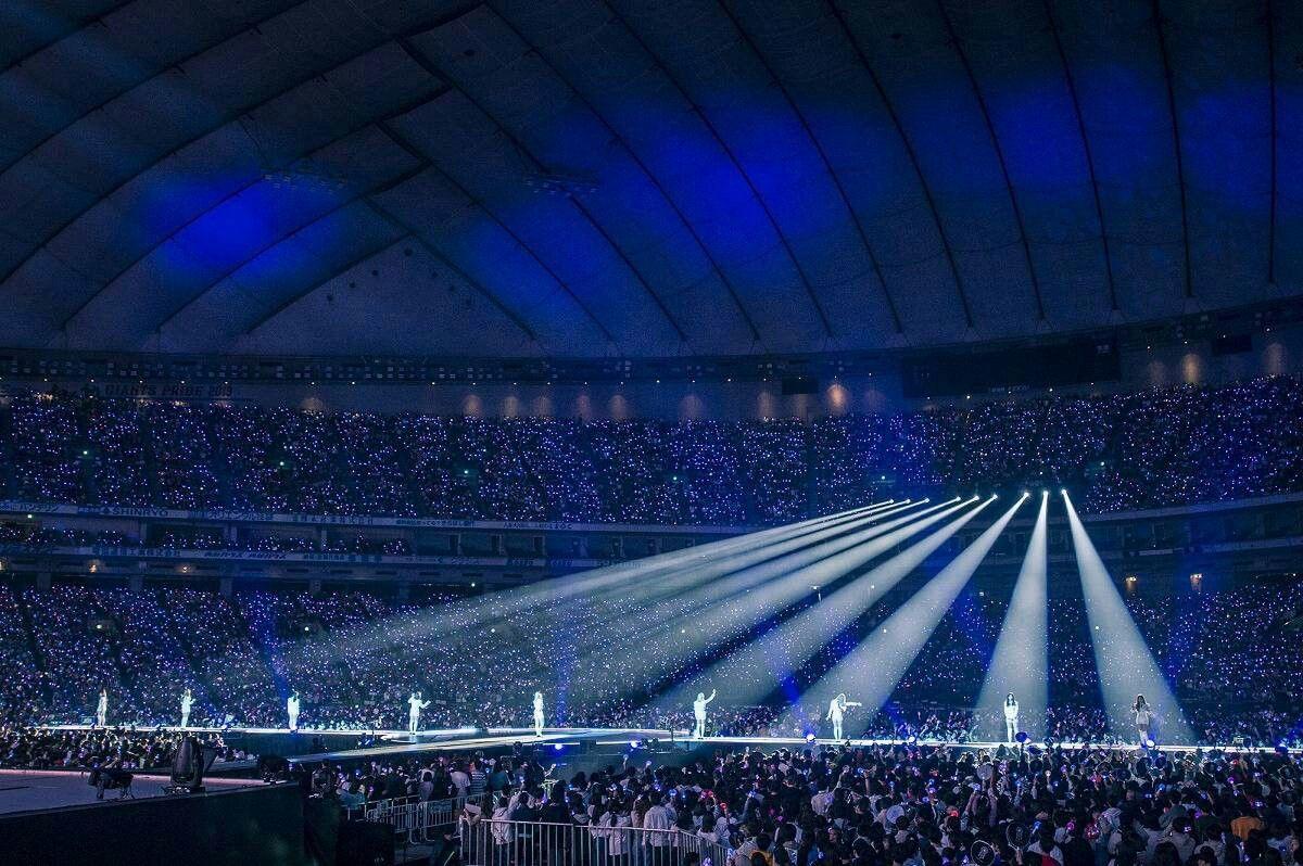 Twice Tokyo Dome Tour 190330 Dreamday Twicedometour2019 Konser Seni