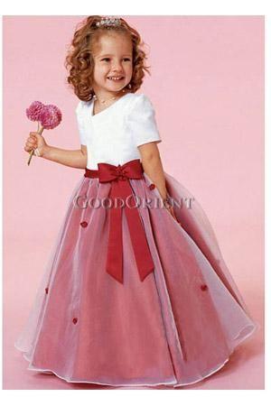 b21901611 Fotos de vestidos para niñas- Cortejo de bodas