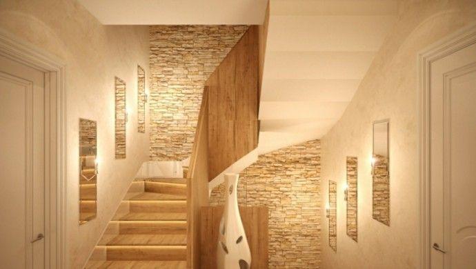 Treppenhaus Gestalten   80 Ideen Als Inspirationsquelle