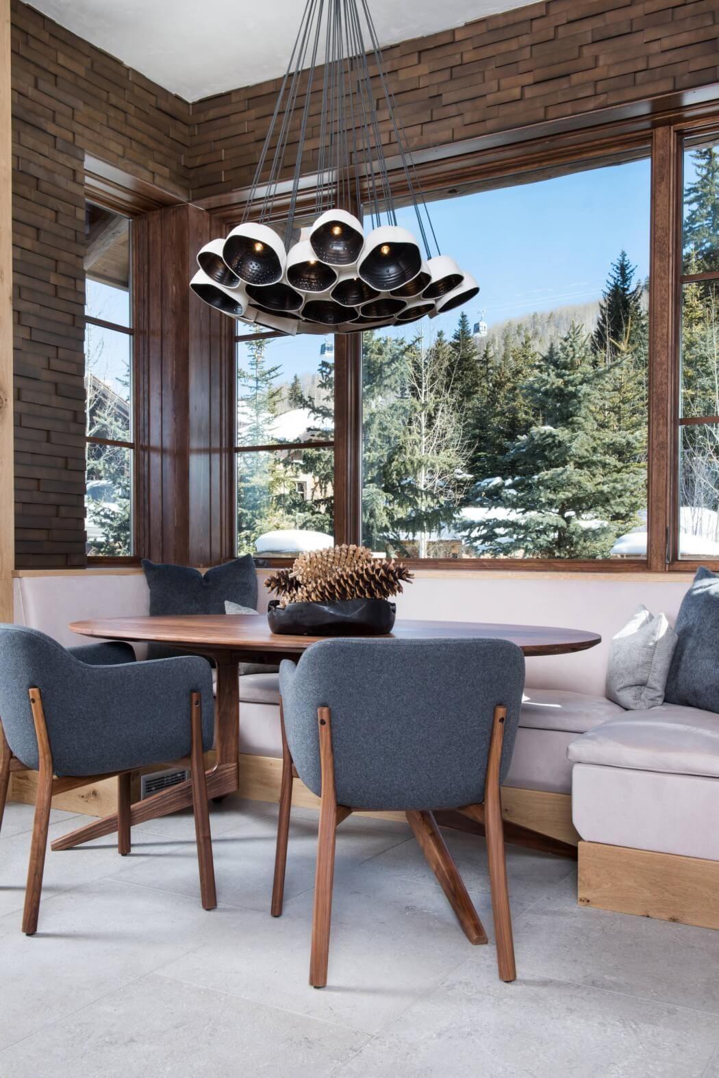 vail ski hause by reed design group interior chalet design ski rh pinterest com