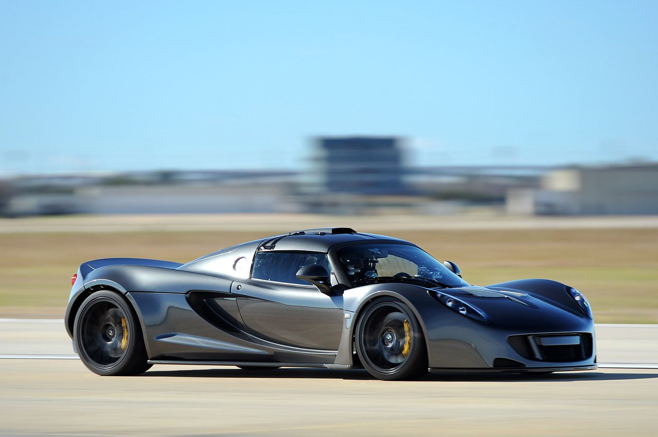 Hennessey Venom Gt Officially Sets 0 300 Km H World Record W
