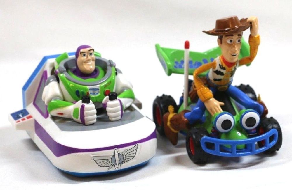 Rc Toy Story Coloring Page | Best Coloring Pages