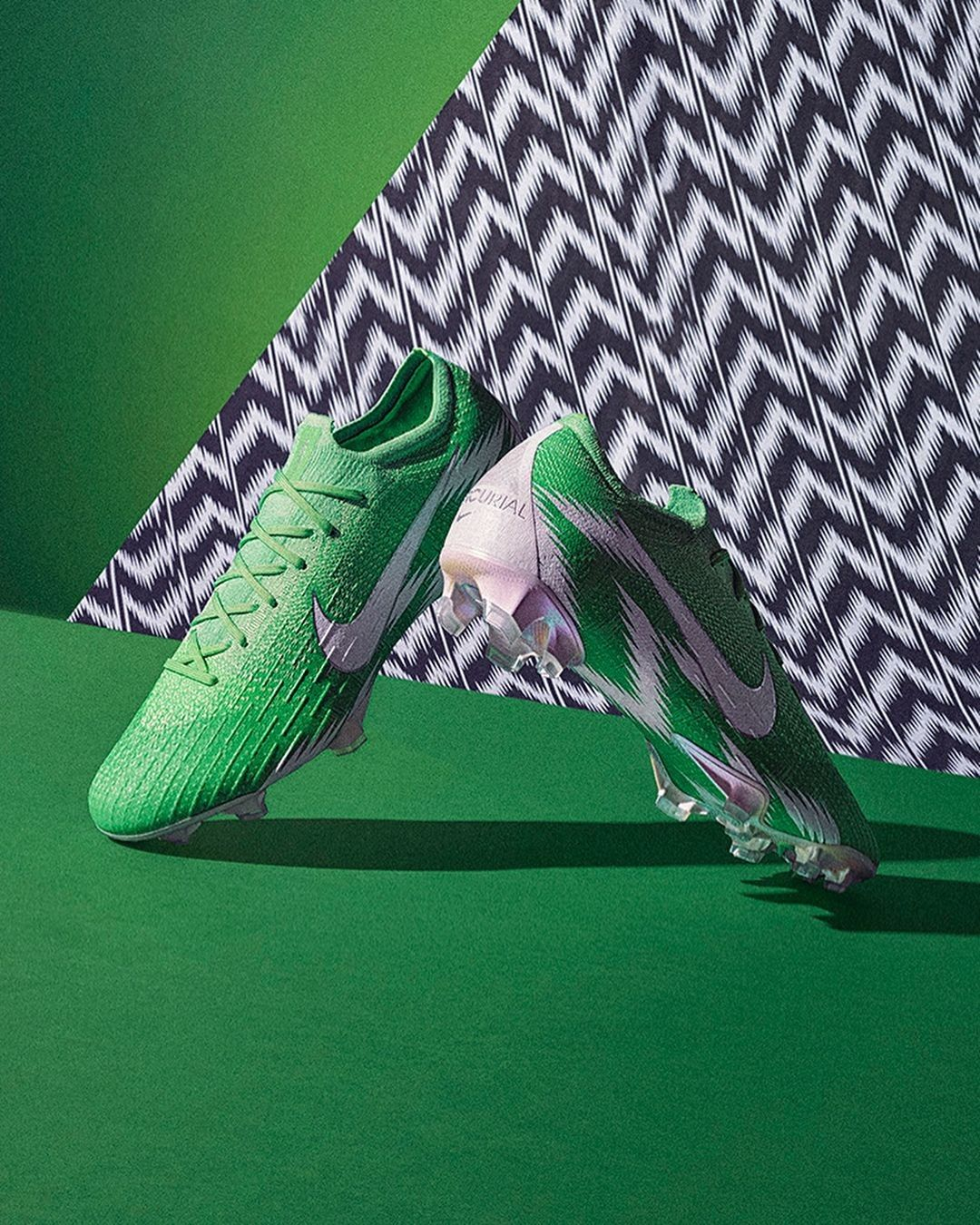 0cce8740be0b Nike Nigeria Mercurial superfly and vapor 360   Nike   Cleats, Nike ...