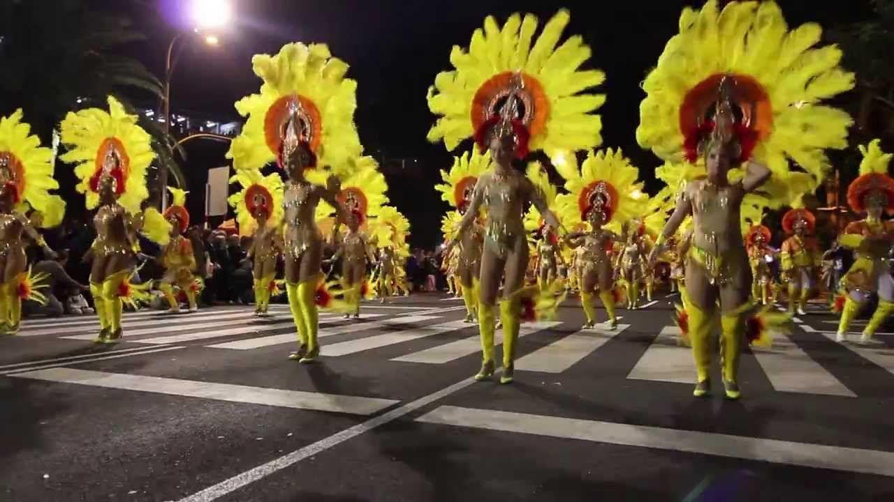 Comparsas Ritmo y Armonía · Carnaval 2014 · Santa Cruz de ...