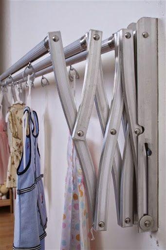 Model Jemuran Baju Minimalis Praktis Untuk Ruangan Sempit Terbaru