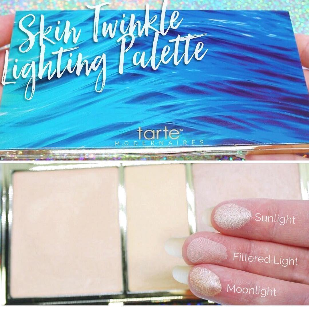 Tarte Rainforest Of The Sea Skin Twinkle Lighting Palette