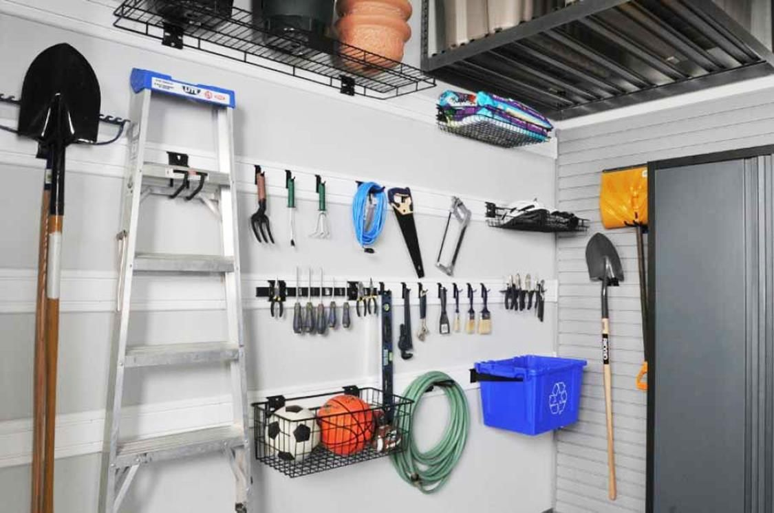 43 Neat and Tasty in the Standpoint of the Garage Wall Organization Ideas -  Daily Home List | Garage wall organizer, Wall organization, Garage walls