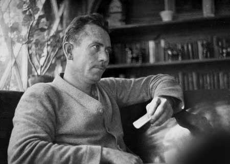 how many novels did john steinbeck write