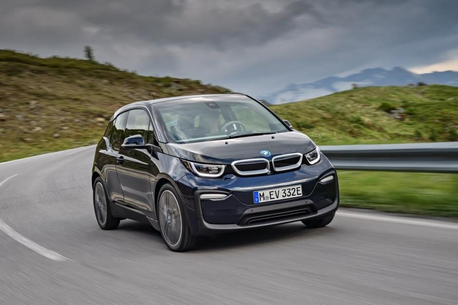 2018 Bmw I3 Facelift Si I3s Bmw I3 Best Electric Car Electric Cars