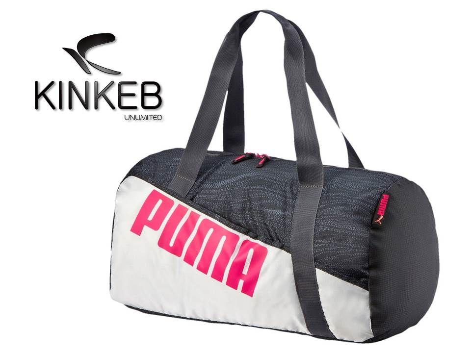 Puma Studio Barrel Bag  2943f59db45