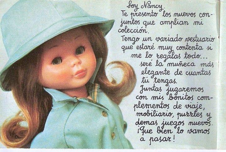 Catálogo Nancy.