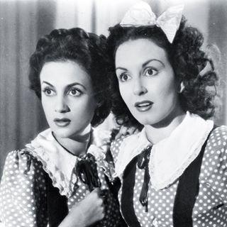 María Elena Márquez Y Marga López Colegialas Mexican Actress Actors Actresses Actresses