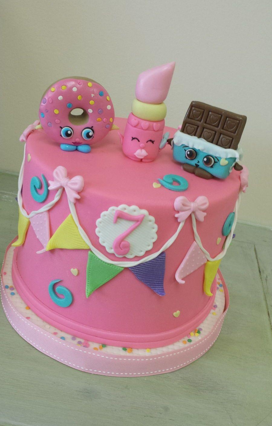 Shopkins!  on Cake Central