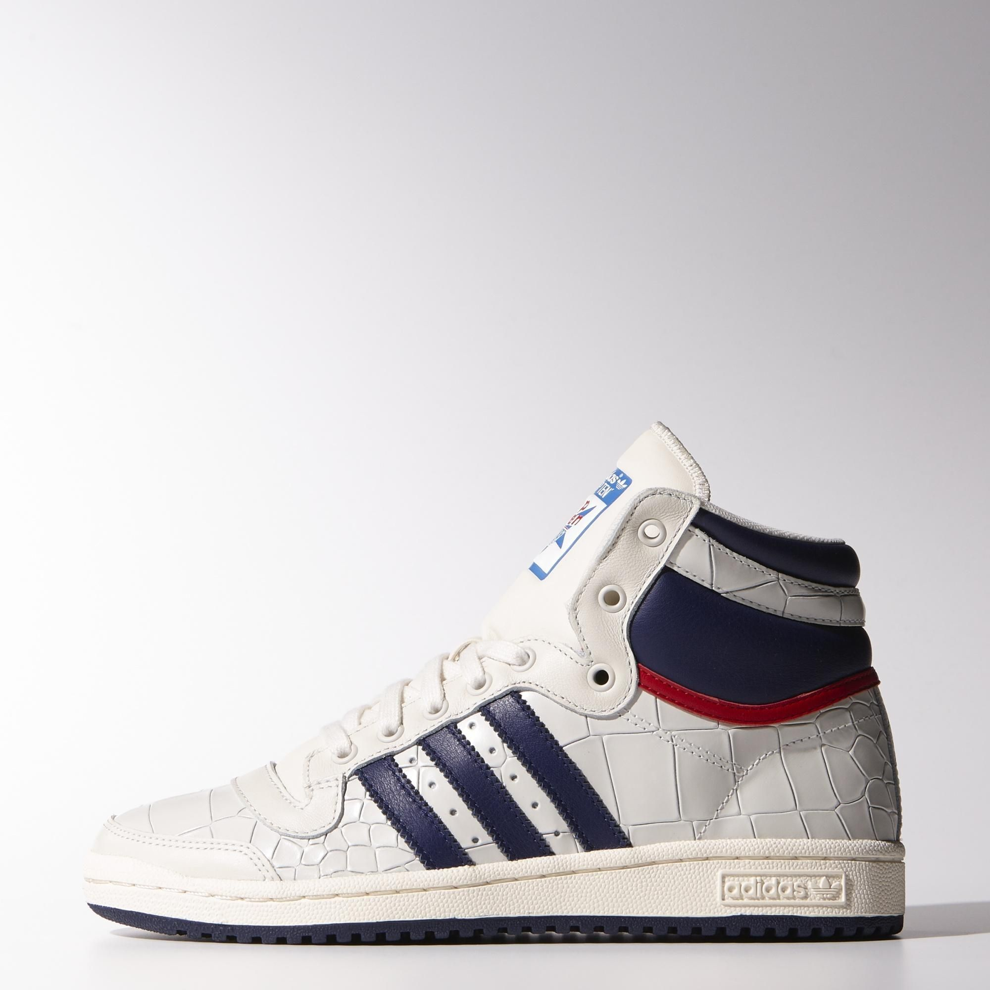 adidas Top Ten Hi Shoes | adidas UK
