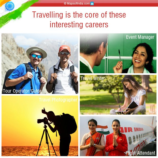 Careers for Travel Buffs TravelAirlines Pinterest Tourism