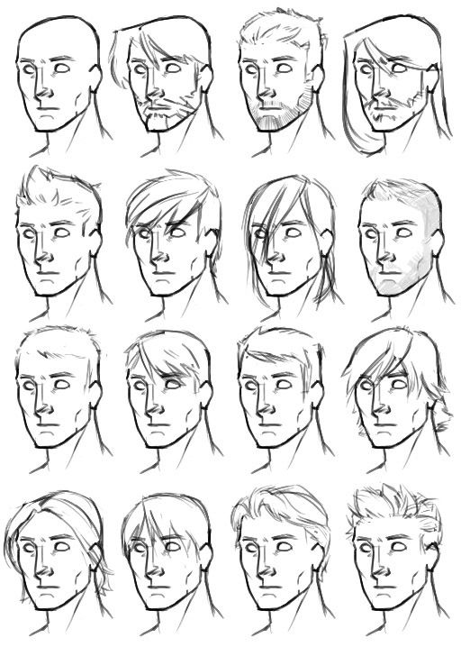 concept art focus study drawing reference pinterest