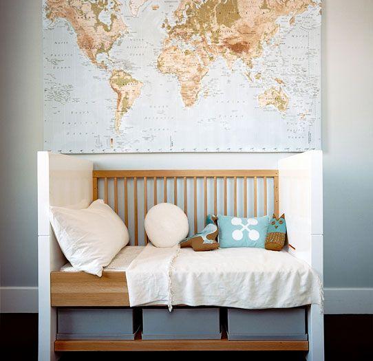 Fabulous Weltkarte