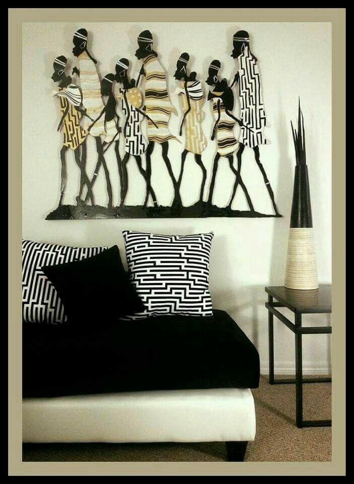 Pin Van Silvia Op Kunst Afrikaanse Interieur Afrikaanse Kamer Afrikaanse Slaapkamer