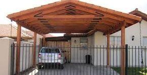 Resultado de imagen para cobertizo de madera casas for Cobertizo de jardin moderno de techo plano