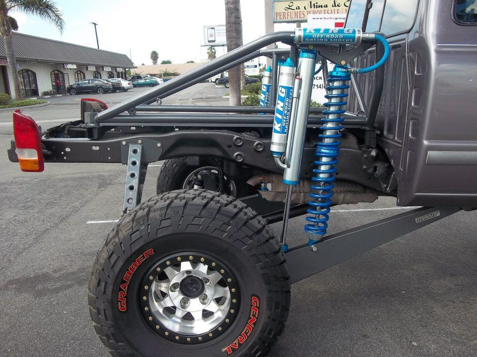 Parallel 4-Link Rear Set Up With a 14 Bolt Axle Swap & IFS
