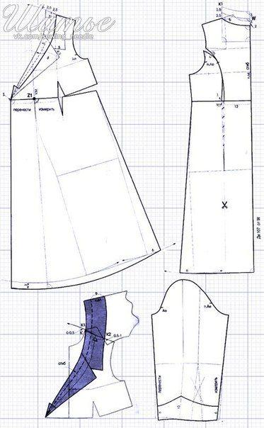 00d4d8631 Materiales gráficos Gaby  Molde de vestido para embarazada