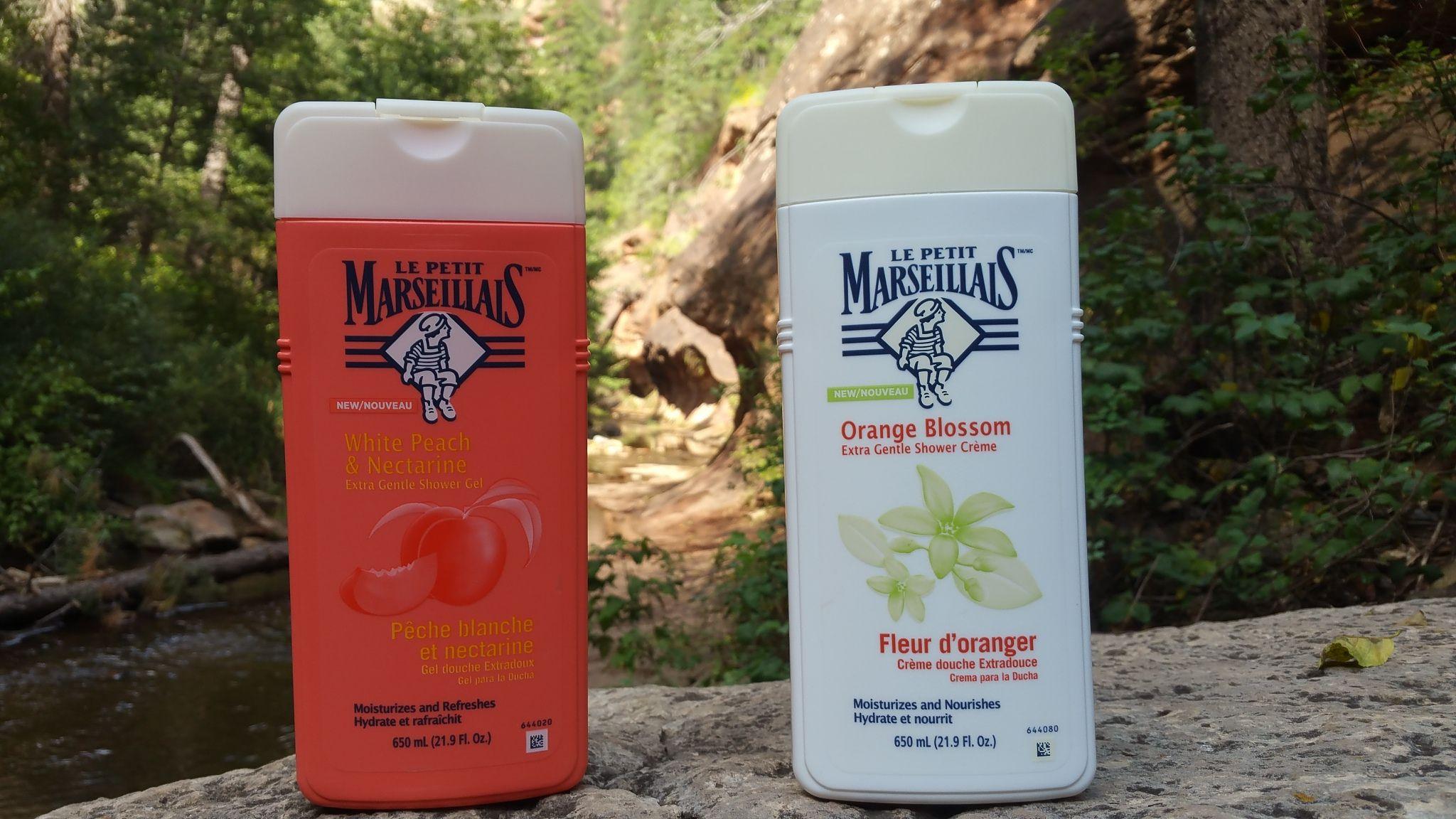 Le petit marseillais body wash body wash shampoo