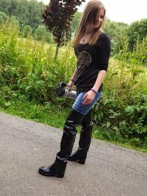 à vendre Chaussures de skate vente chaude Cuissardes Caoutchouc 28 | Boots | Cuissardes caoutchouc ...