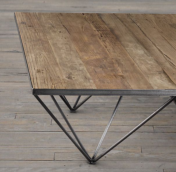 tribeca square coffee table coffee tables restoration hardware