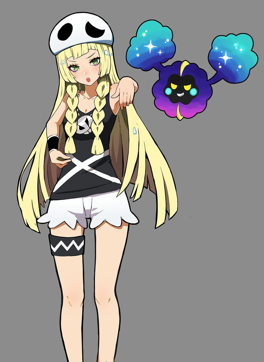Haircut styles in pokemon sun and moon yo lillie here my boy guzma let me and nebby join the real winnerus