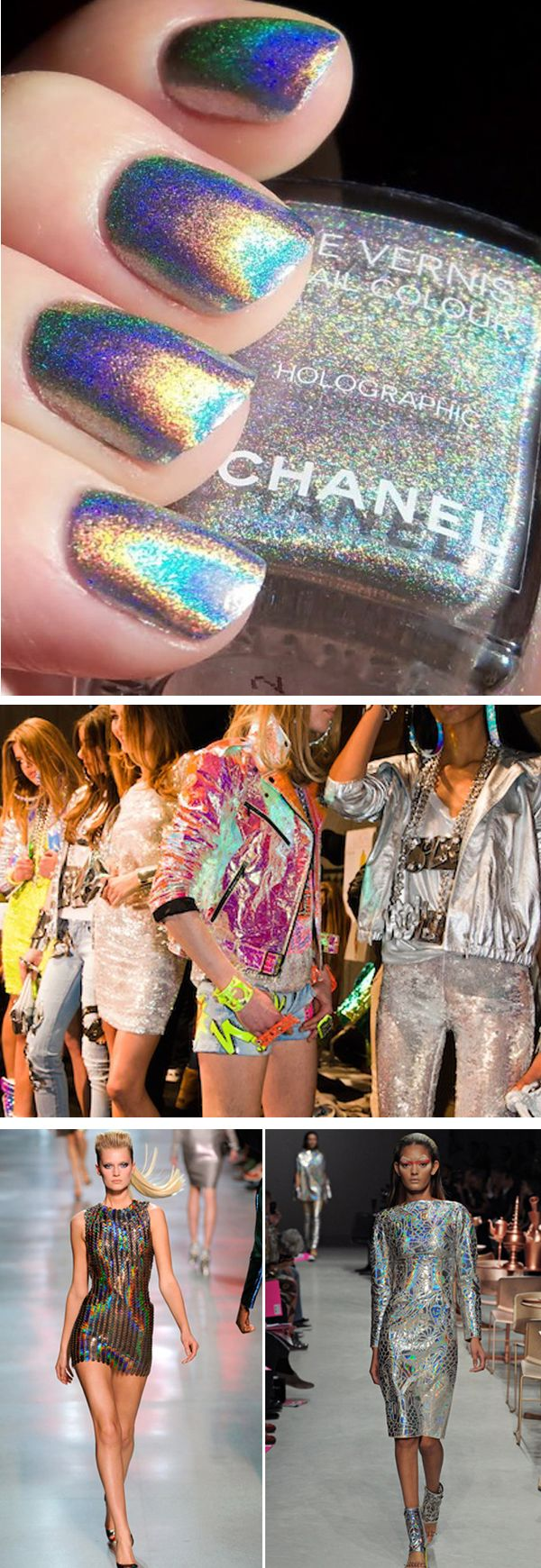 hologram and neon #mirabellabeauty #neon #muse