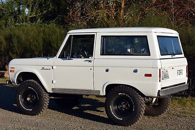 Ford Bronco Early Bronco 1970 Ford Bronco 1966 77 Early Ford Bronco Ford Bronco Early Bronco Classic Ford Broncos