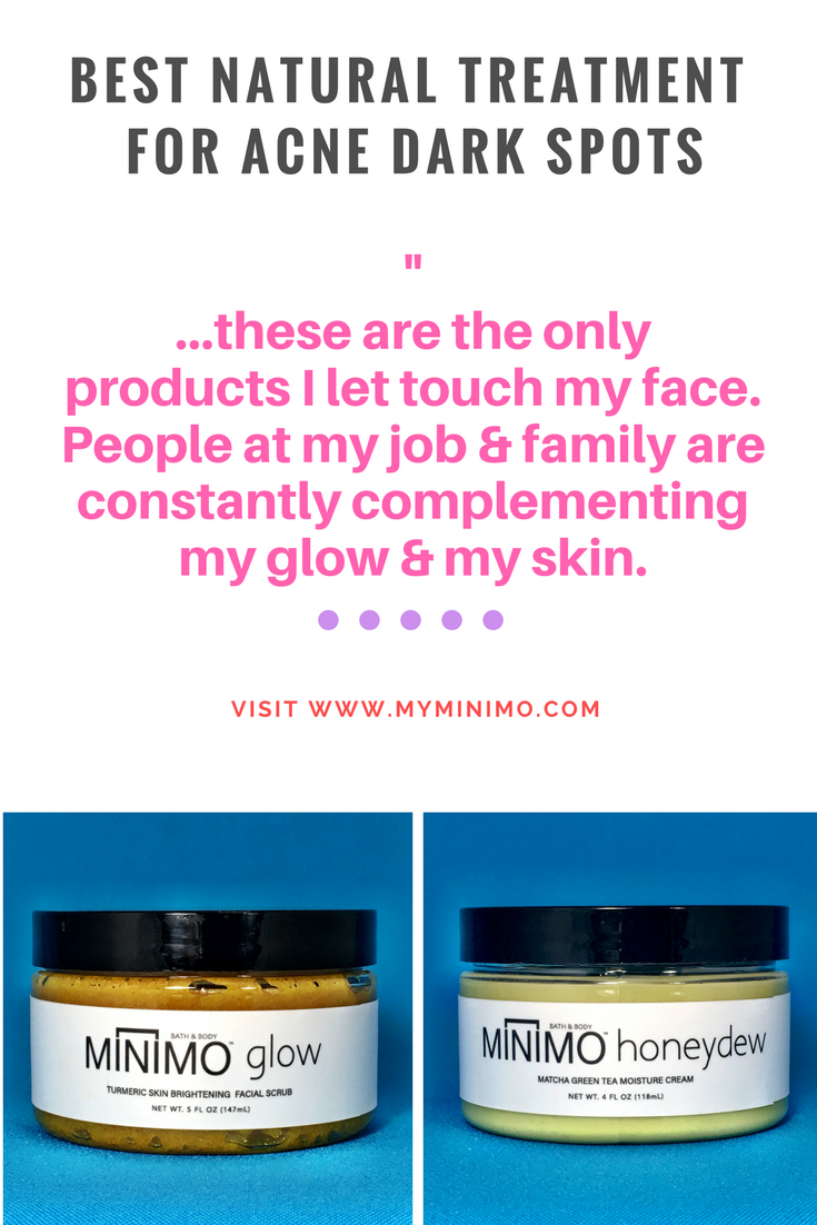 Real Customer Photo Reviews For Minimo Glow Facial Scrub And