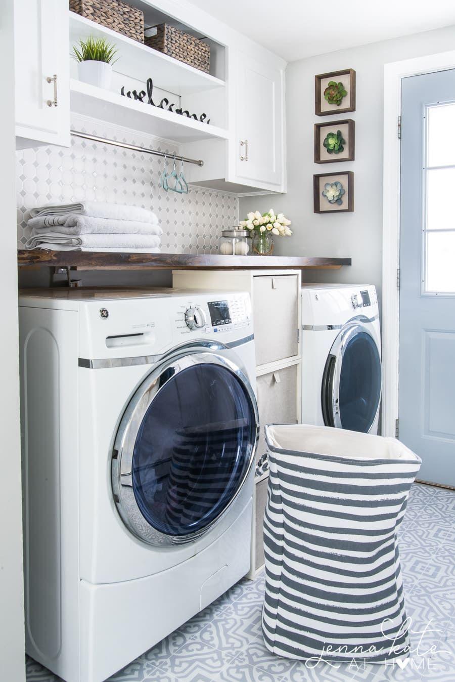Laundry Room Diy Wood Countertop Laundry Room Inspiration Wood