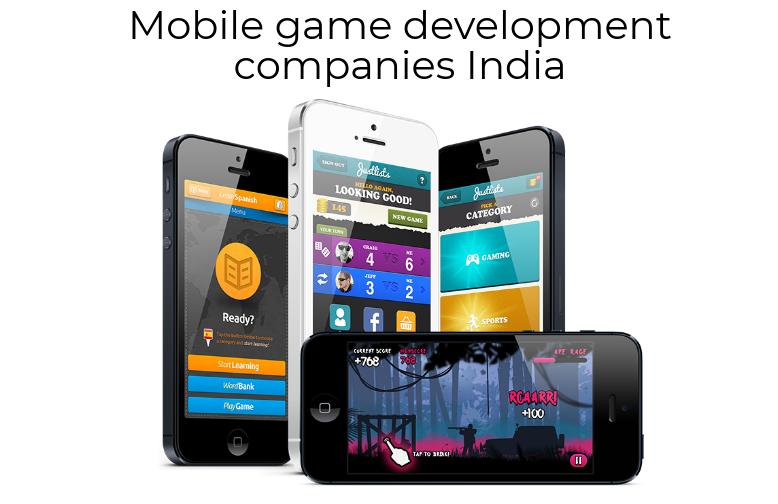 Mobile Game Development Company Bangalore, India, Hire