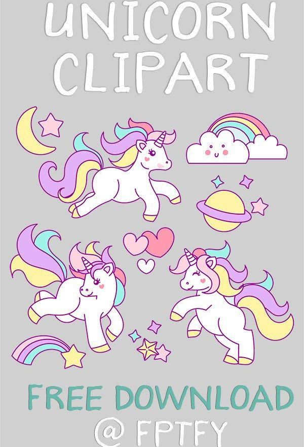 free unicorn graphics and 1 deals plus free digital paper