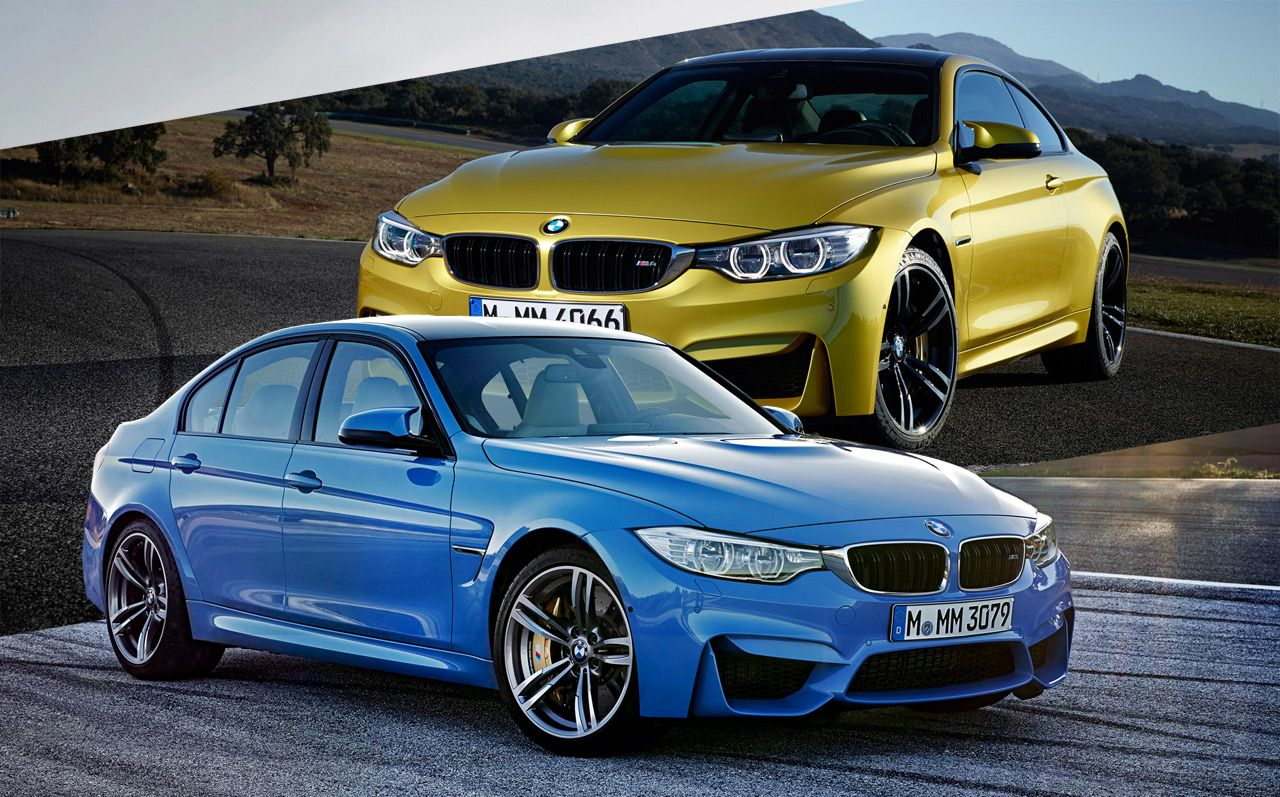 The Pefect Combination BMW M And M The Ultimate Driving - 2014 bmw m3