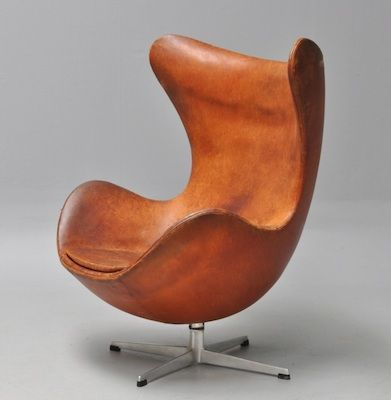 Pleasing Egg Chair By Arne Jacobsen T173 Love The Patina Furniture Pabps2019 Chair Design Images Pabps2019Com