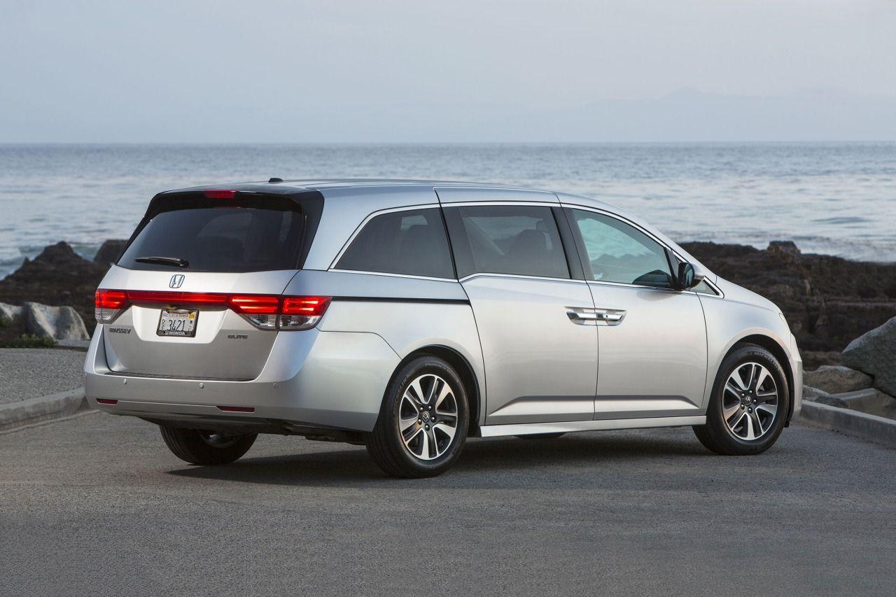 2017 Honda Odyssey Pricing For Edmunds