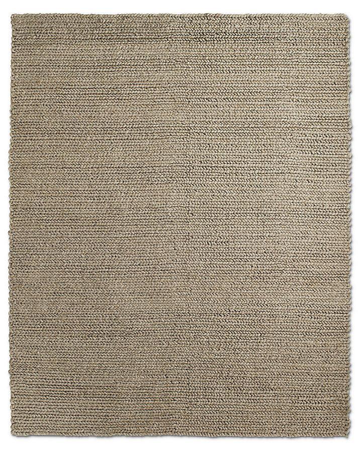 Chunky Braided Wool Rug Decor Ideas Braided Wool Rug