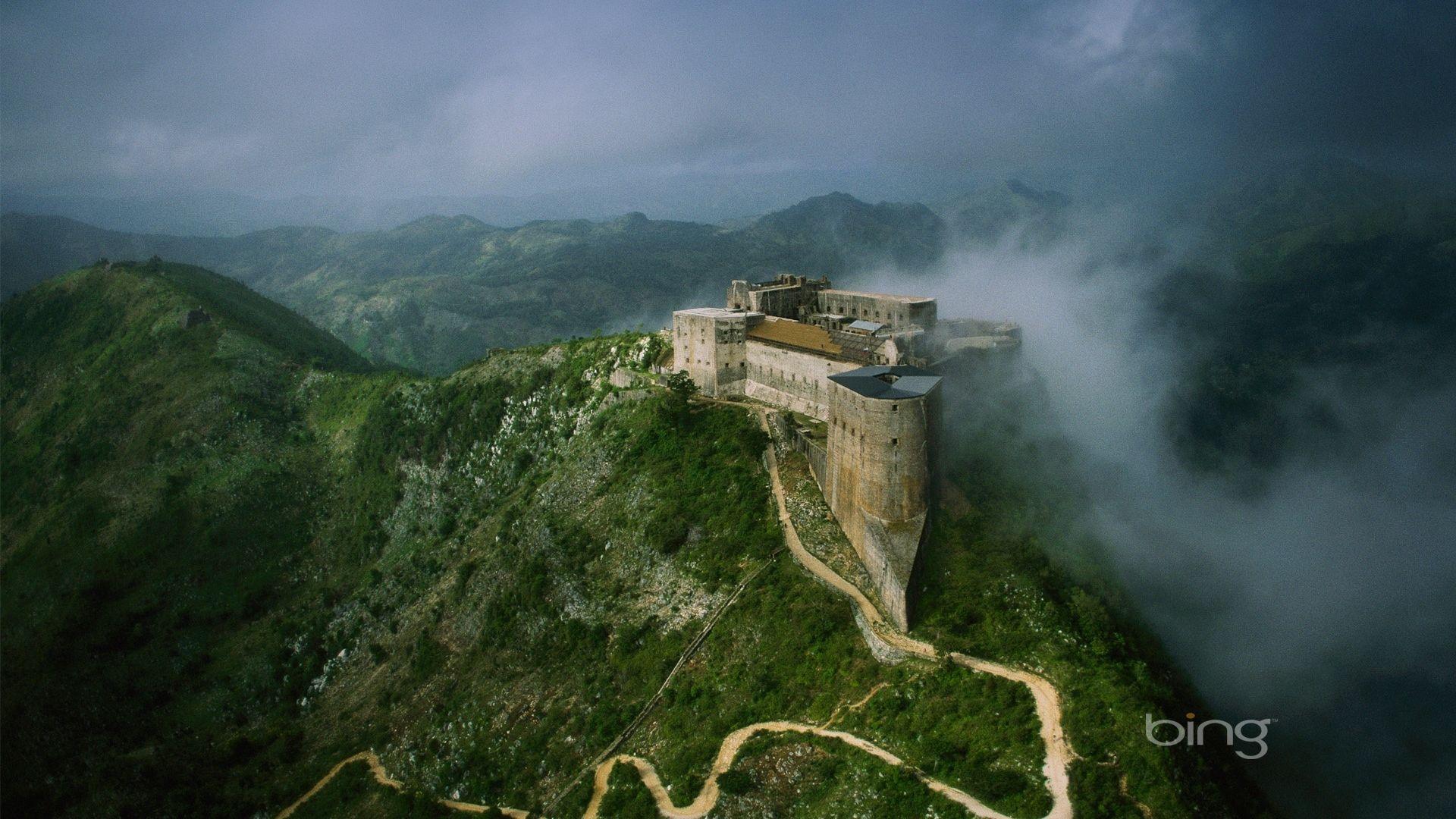 That S My Desktop Haiti Wonders Of The World Aerial View