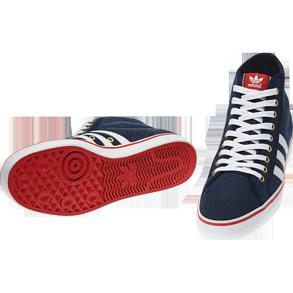 Zapatillas by adidas.