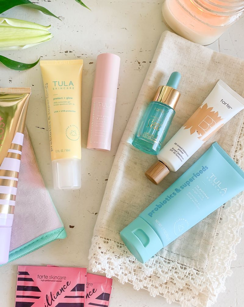 7 Summer Skincare Favorites + Self Tanner! - Sarah Joy