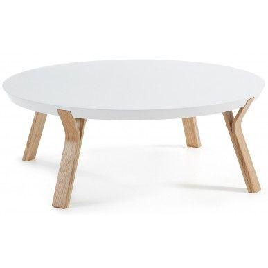 Moderne Salontafel Mat Wit.Kave Salontafel Dilos Mat Wit Essen Nergens Beter Dan Thuis