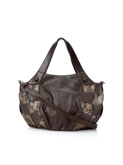 ~~ Falchi by Falchi Women's Presley Ball Satchel, http://www.myhabit.com ~~