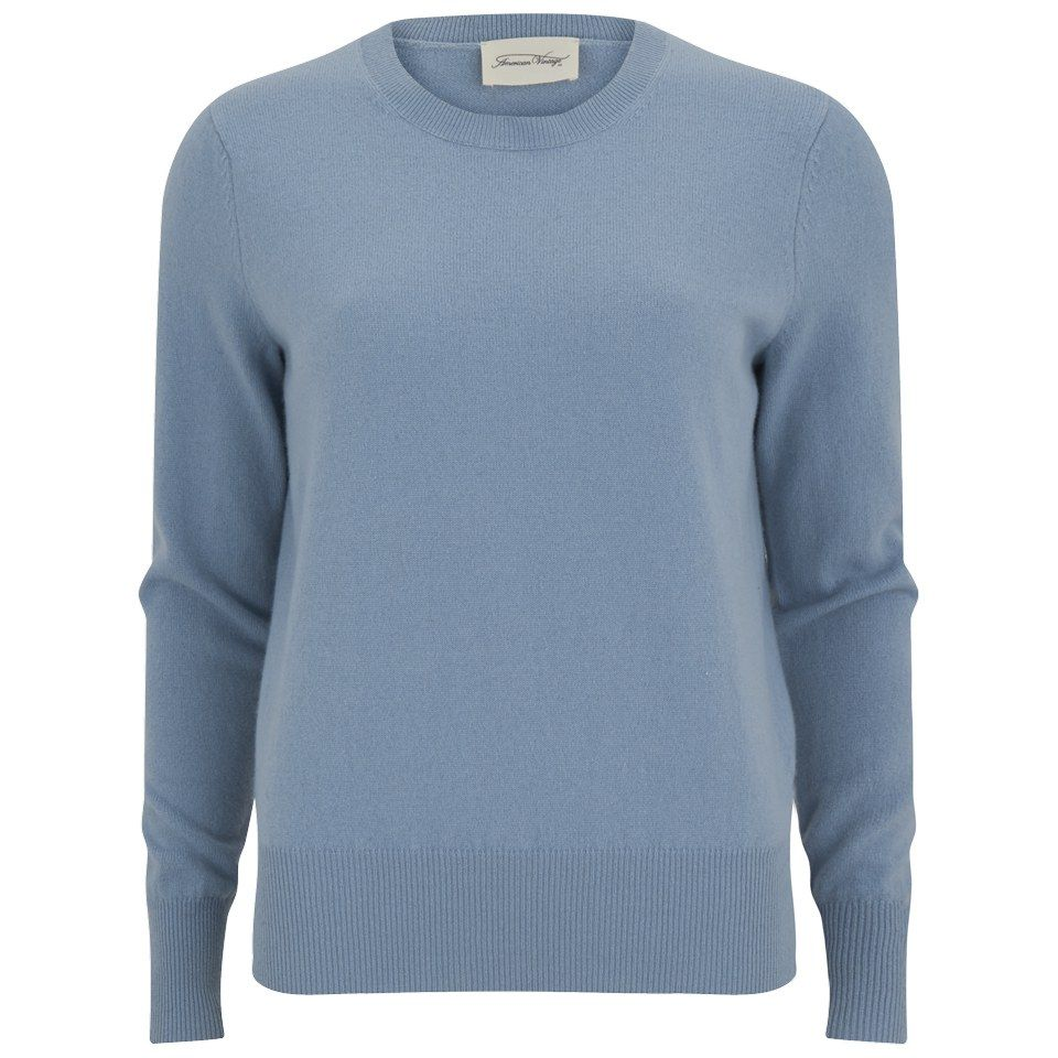 Buy American Vintage Women's Sycamore Jumper - Thunderstorm here at The Hut. We've a got top products at great prices including fashion, homeware and lifestyle products. Free delivery available