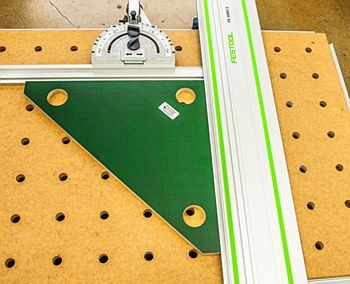 Layout Square Ideal For Festool Mft Table Anderson Plywood Festool Festool Systainer Diy Shops