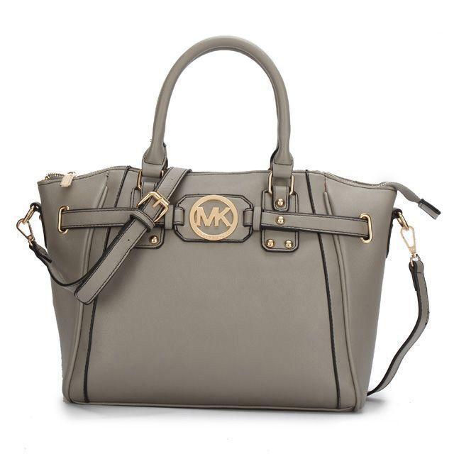 5a03befd2e5e5 Wholesale Michael Kors handbags outlet Online for sale - Off MICHAEL  Michael Kors Hamilton Medium Grey Michael Kors Hamilton Large ...