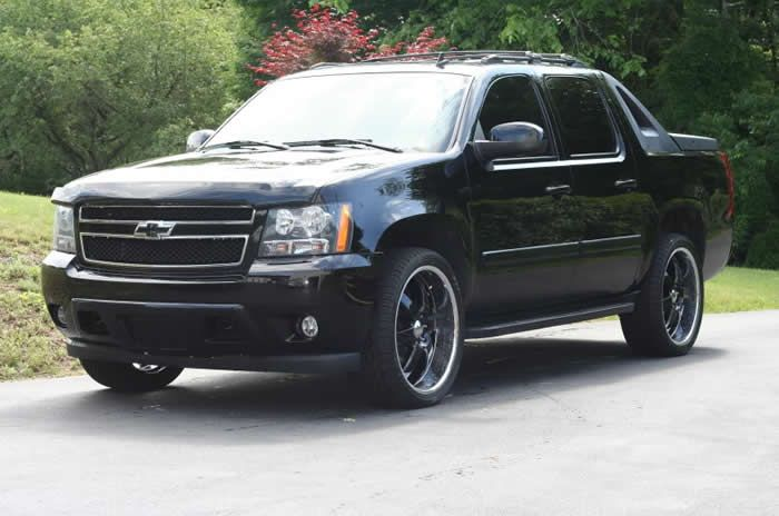 Gallery For Boss 330 Wheels Chevy Avalanche Avalanche Truck Chevy