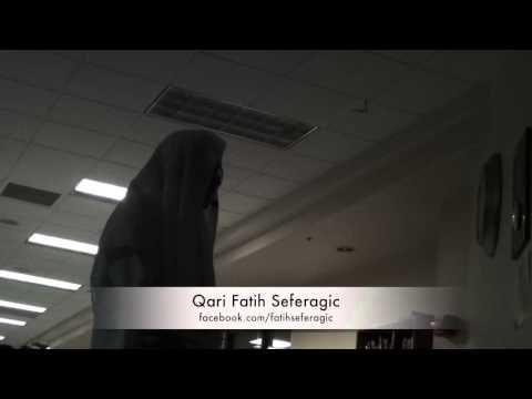Fatih Seferagic Surah Fajr - Qiyam at MCA San Jose, California - YouTube